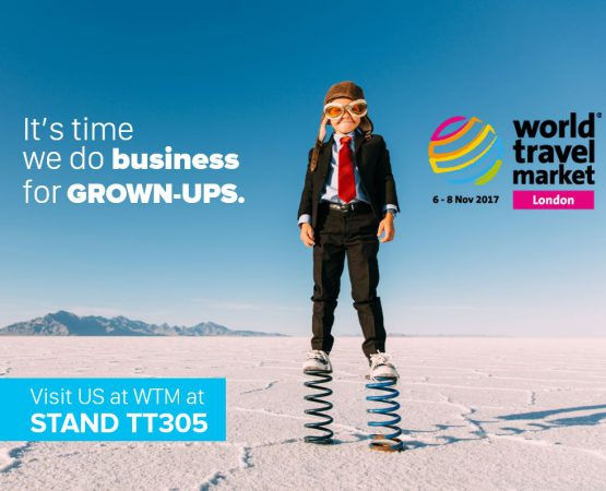 wbe.travel at its 10th attendance at WTM London in 2017