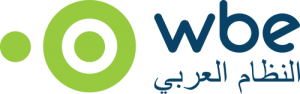 Arabic Travel Booking System logo wbe.travel