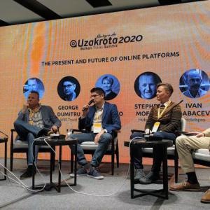 Future of online platforms - George Dumitru at Uzakrota Travel Summit - 1