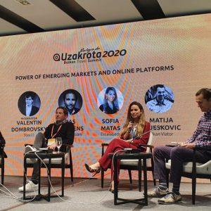 Online Booking Platforms - wbe.travel Uzakrota Travel Summit 2020