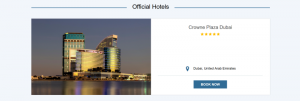 Events Module B2C Booking System - Official Hotels for events-small
