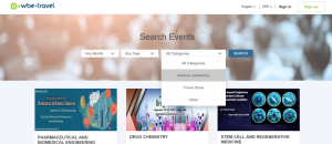 New Events Module in the B2C Travel Booking System - Hotel Booking Engine - Small