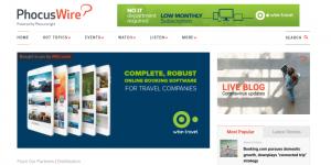 George Dumitru wbe.travel Phocuswire - cloud technology for travel companies