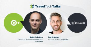 Travel Tech Talks – interview with Dor Krubiner, Founder & CEO Hotelmize