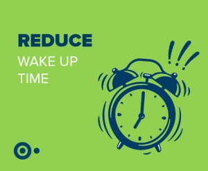 reduce wake up time .net 5.0 wbe.travel