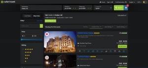 B2C Booking System with night mode